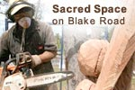 Sacred Space on Blake Road